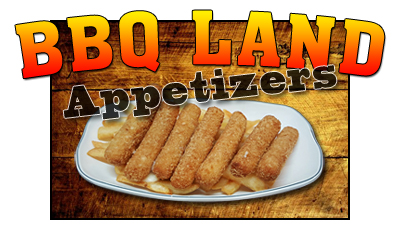BBQ Land Appetizers