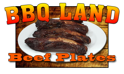 BBQ Land Beef Plates
